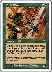 Wood Elves - 7TH - C