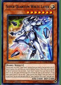 Super Quantum White Layer - DANE-EN013 - Rare