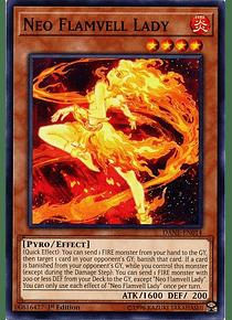 Neo Flamvell Lady - DANE-EN014 - Common