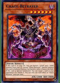 Chaos Betrayer - DANE-EN021 - Rare