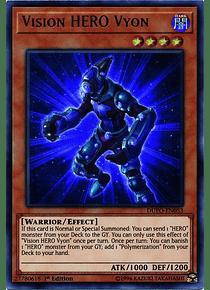 Vision HERO Vyon - DUPO-EN053 - Ultra Rare