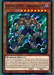 Destiny HERO - Dreadmaster - LEHD-ENA03 - Common