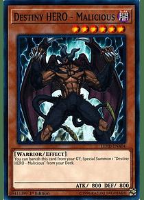 Destiny HERO - Malicious - LEHD-ENA04 - Common