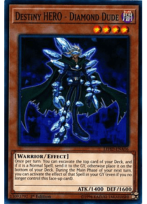 Destiny HERO - Diamond Dude - LEHD-ENA06 - Common