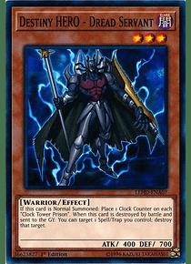 Destiny HERO - Dread Servant - LEHD-ENA07 - Common