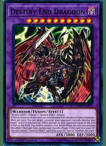 Destiny End Dragoon - LEHD-ENA31 - Common