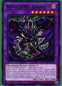 Destiny HERO - Dangerous - LEHD-ENA34 - Common