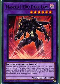 Masked HERO Dark Law - LEHD-ENA35 - Common