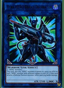Xtra HERO Dread Decimator - LEHD-ENA00 - Ultra Rare