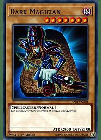 Dark Magician - SS01-ENA01 - Common