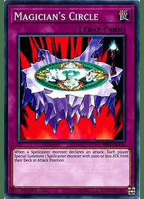 Magician's Circle - SS01-ENA16 - Common