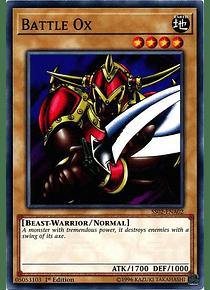 Battle Ox - SS02-ENA02 - Common