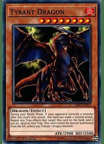 Tyrant Dragon - SS02-ENA07 - Common