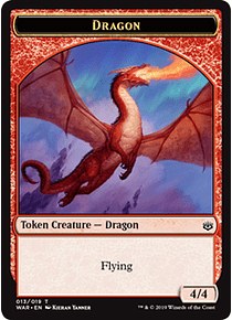 Dragon Token - WAR