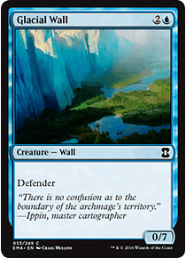 Glacial Wall - EMA - C