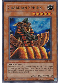 Guardian Sphinx - PGD-025 - Ultra Rare