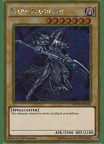 Dark Magician - MVP1-ENG54 - Gold Rare