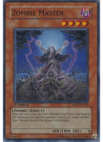 Zombie Master - TAEV-EN039 - Super Rare