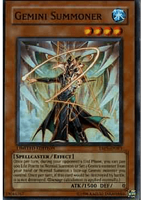 Gemini Summoner - TAEV-ENSP1 - Super Rare