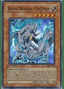 Divine Dragon - Excelion - SOI-EN033 - Super Rare