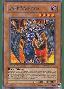 Dark Valkyria - LODT-EN027 - Rare