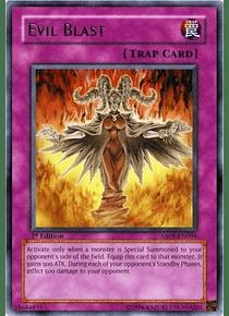 Evil Blast - ABPF-EN094 - Rare