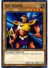 Axe Raider - SBAD-EN009 - Common