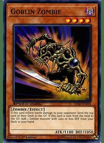 Goblin Zombie - SBAD-EN018 - Common