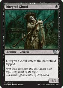 Diregraf Ghoul - DDQ - U
