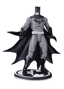 BATMAN BLACK AND WHITE AF BATMAN BY GREG
