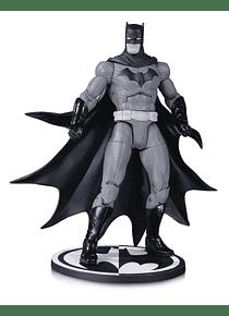 BATMAN BLACK AND WHITE AF BATMAN BY GREG