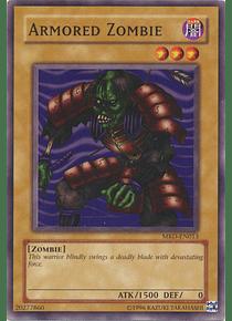 Armored Zombie - MRD-013 - Common