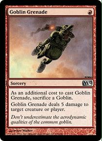 Goblin Grenade - U - M12