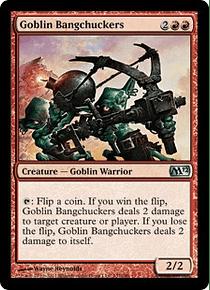 Goblin Bangchuckers - U - M12