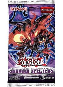Shadow Specters 1st Edition Booster Pack