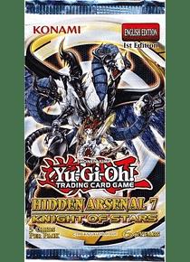 Hidden Arsenal 7: Knight of Stars Booster Pack