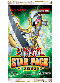 Star Pack 2013 Booster Pack