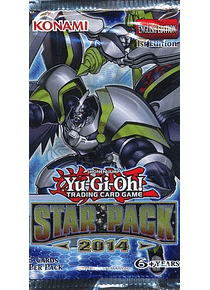 Star Pack 2014 Booster Pack