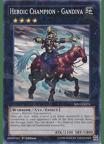 Heroic Champion - Gandiva - BP03-EN124 - Common