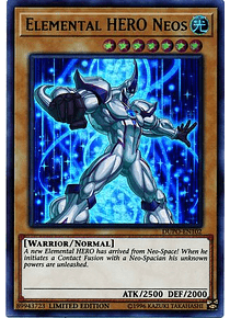 Elemental HERO Neos - DUPO-EN102 - Ultra Rare Limited Edition
