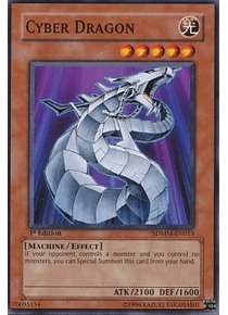 Cyber Dragon - SDMM-EN013 - Common