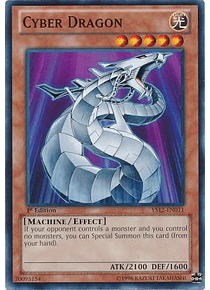 Cyber Dragon - YS12-EN011 - Common