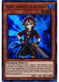 Shurit, Strategist of the Nekroz - DUPO-EN084 - Ultra Rare