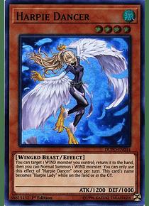 Harpie Dancer - DUPO-EN044 - Ultra Rare