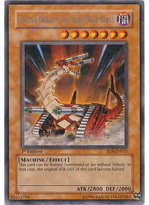 Fusilier Dragon, the Dual Mode Beast - RDS-EN031 - Rare