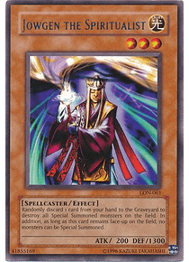 Jowgen the Spiritualist - LON-061 - Rare