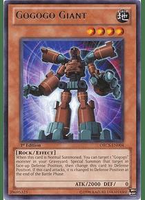 Gogogo Giant - ORCS-EN004 - Rare