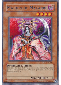 Maiden of Macabre - TDGS-EN084 - Rare