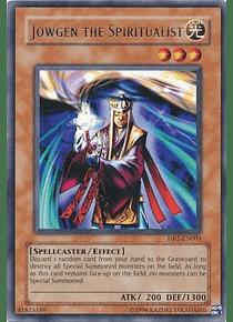 Jowgen the Spiritualist - DB2-EN001 - Rare