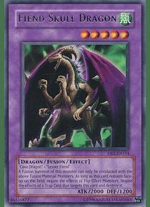 Fiend Skull Dragon - DB2-EN154 - Rare
